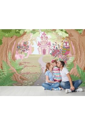 Mot Magical Castle Poster Duvar Kağıdı 10-101