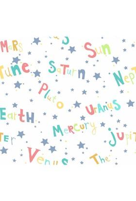 Mot Çocuk Odası Duvar Kağıdı 15-012001