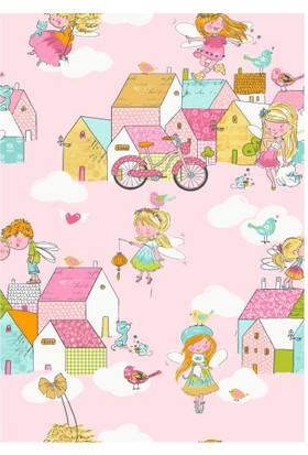 Mot Çocuk Odası Duvar Kağıdı 15-010401