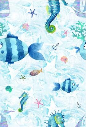 Mot Çocuk Odası Duvar Kağıdı 15-012701