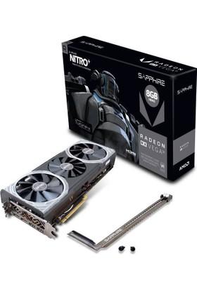 Sapphire AMD Radeon Pulse RX VEGA 56 8G DDR3(DX12) PCI-E 2.0 Ekran Kartı (11276-01-40G)
