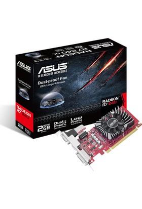 Asus AMD Radeon R7 240 2GB DDR5(DX12) PCI-E 3.0 Ekran Kartı (R7240-2GD5-L)