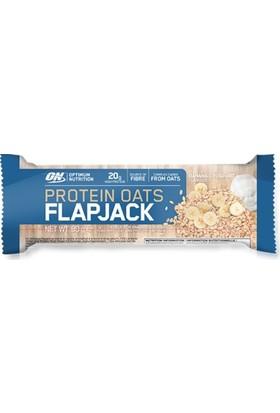 Optimum Protein Oats Flapjack 80 Gr Muz / Yoğurt