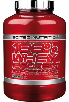 Scitec Whey Professional Whey Protein 2350 Gr Şeftali Yoğurt
