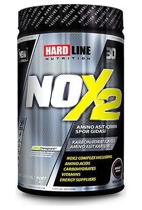 Hardline Nutrition Nox 2 1090 Gr Limon