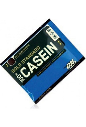 Optimum Gold Standard Casein 33 Gr Tek Kullanımlık Çikolata