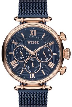 Wesse Wwg2031-02 Hasır Kordon Erkek Kol Saati
