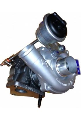 BorgWarner Renault Megane 1.5 DCi Turbo