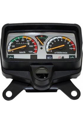 Mondial 125 Mg Sport Kilometre Saati