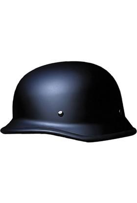 Maxem Nazi Kaskı Siyah L