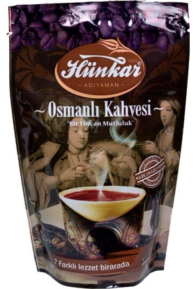 Hünkar Osmanlı Kahvesi 250 Gr 24 Paket
