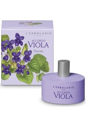 L'erbolario Menekşelerin Ahengi Parfüm