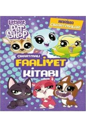 Littlest Pet Shop Çıkartmalı Faaliyet Kitabı