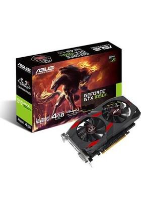 Asus Nvidia Geforce GTX 1050 Ti 4GB DDR5(DX12) PCI-E 3.0 Ekran Kartı (CERBERUS-GTX1050TI-A4G)