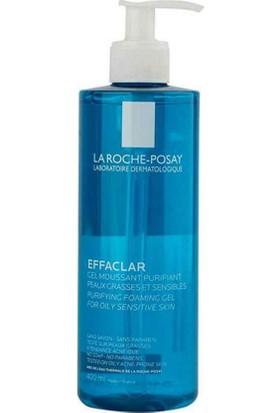 La Roche Posay Effaclar Gel 400 Ml - Yağlı Ve Hassas Ciltler İçin Temizleyici Jel