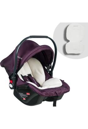 Baby Home Bh 500 Comfort Ana Kucağı Puset Oto Koltuğu - Mor