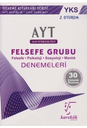 Karekök Ayt Felsefe Grubu Denemeleri 2. Oturum - Ahmet Sezgin