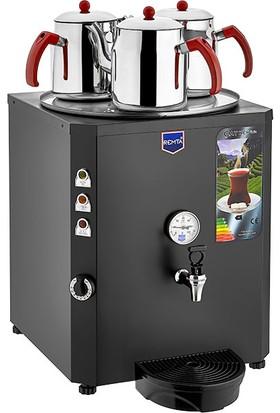 Remta 3 Demlikli Jumbo Çay Makinası (40 lt)