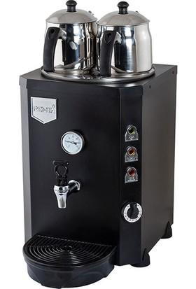 Remta 2 Demlikli Jumbo Çay Makinası (13 lt)