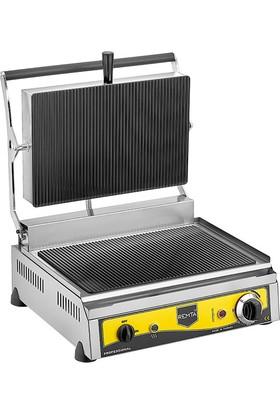 Remta 16 Dilim Tost Makinası Elektrikli Cam Yüzeyli
