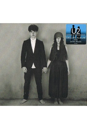 U2 ‎– Songs Of Experience (Deluxe Edition) Cd
