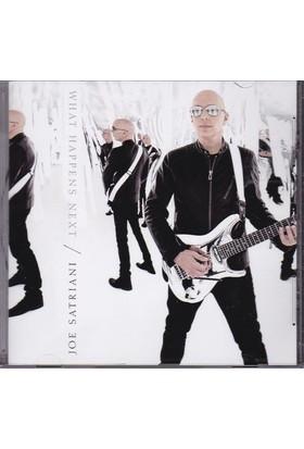 Joe Satriani – What Happens Next Cd