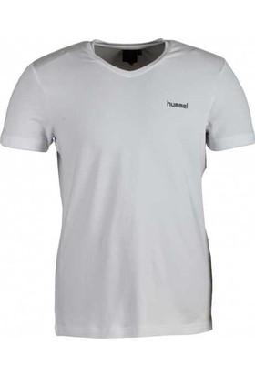 Hummel V Neck Ss Tee C08123-9001