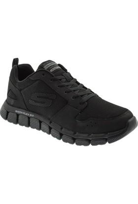 Skechers Flex 2.0 Erkek Spor Ayakkabı 52618 Bbk