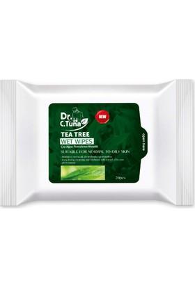 Farmasi Dr.Cevdet Tuna Çay Ağacı Temizleme Mendili