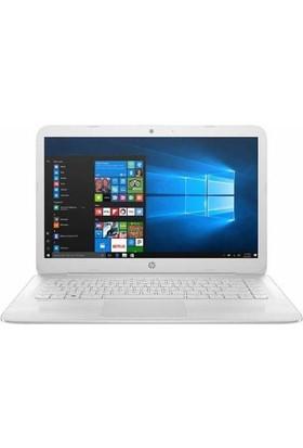 "HP Stream 14-AX002NT Intel Celeron N3050 4GB 32GB eMMC Windows 10 Home 14"" Taşınabilir Bilgisayar 1JL58EA"