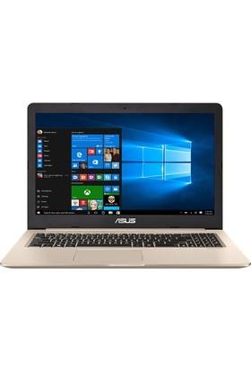 """Asus N580VD-DM158T Intel Core i7 7700HQ 8GB 1TB + 128GB SSD GTX1050 Windows 10 Home 15.6"""" FHD Taşınabilir Bilgisayar"""