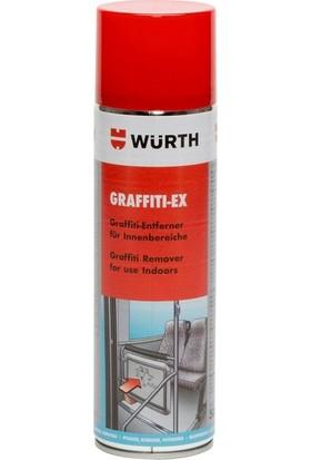 Würth Grafiti-Ex Leke Temizleyici 500 ml.