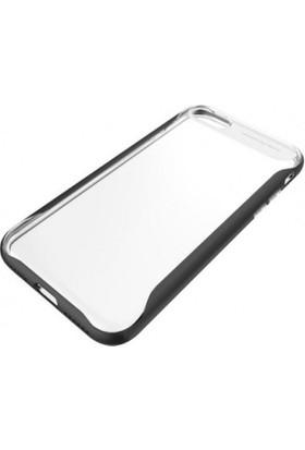 Baseus Apple iPhone 7 Plus Kılıf Baseus Fusion Serisi Şeffaf Silikon