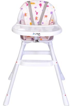 Lava Baby Navis Mama Sandalyesi Okyanus Pembe