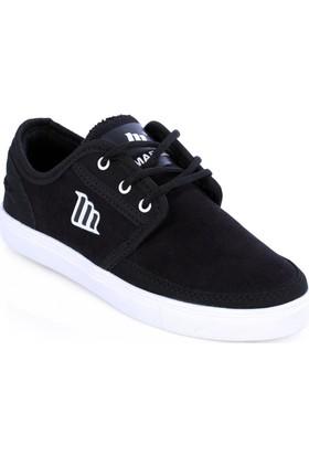 Lufigo Mlf Siyah-Beyaz Günlük Kadın Ayakkabı