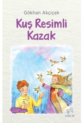 Kuş Resimli Kazak - Gökhan Akçiçek