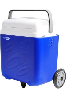 Ezetil E30B Tekerlekli Buzdolabı 12V 30 Lt