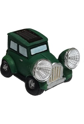 Solar Lamba Araba Yeşil