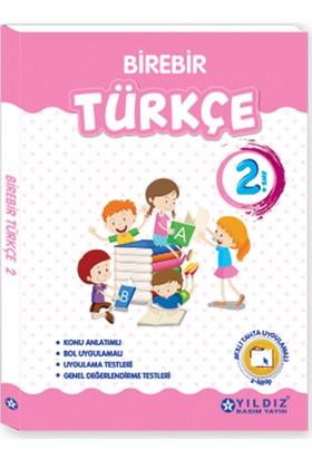 Yıldız Yayınları Birebir Türkçe 2. Sınıf