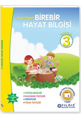 Yıldız Yayınları Birebir Hayat Bilgisi 3. Sınıf