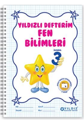 Yıldız Yayınları Yıldızlı Defterim Fen Bilimleri 3. Sınıf
