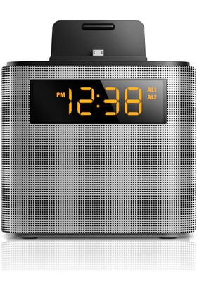 Philips AJ3250S Alarm Saatli Radyo ve Docking Station