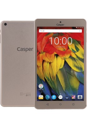 "Casper Via S28 16GB 8"" IPS Tablet"