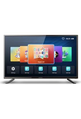 "Navitech LDS-4044FHD 40"" 102 Ekran Smart Full HD LED Ekran"