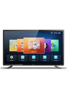 """Navitech LDS-4966UHD 49"""" 124 Ekran 4K Ultra HD Smart LED TV"""