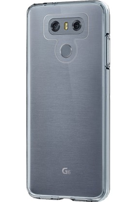 Buff LG G6 Air Hybrid Kılıf Crystall Clear
