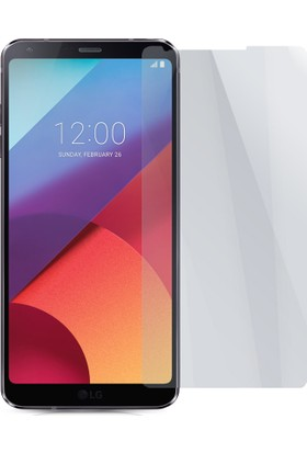 Buff LG G6 Darbe Emici Ekran Koruyucu Film