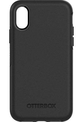 OtterBox Apple iPhone X Symmetry Kılıf Siyah