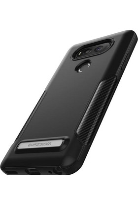 Verus LG V20 New Carbon Fit Kılıf Black
