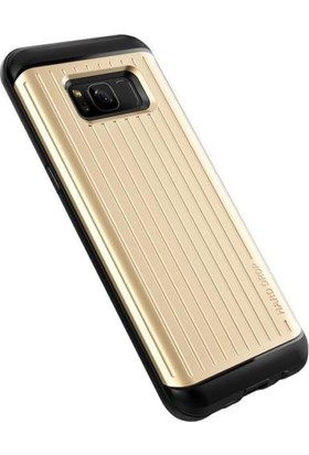 Verus Samsung Galaxy S8 Plus Waved Hard Drop Series Kılıf Waved
